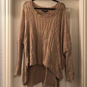 Love Stitch oversized sweater